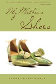 Book Cover for MY MOTHER'S SHOES