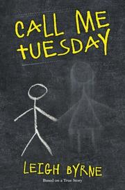 Cover art for CALL ME TUESDAY