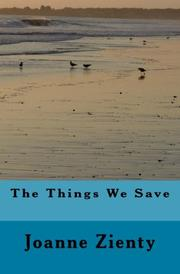 Cover art for THE THINGS WE SAVE
