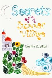 Cover art for SECRETS OF A SUMMER VILLAGE
