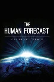 Cover art for THE HUMAN FORECAST