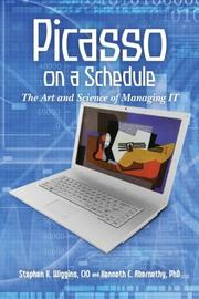 Book Cover for PICASSO ON A SCHEDULE
