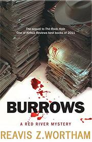 Cover art for BURROWS