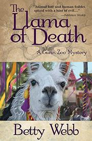 Cover art for THE LLAMA OF DEATH