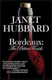 BORDEAUX by Janet Hubbard