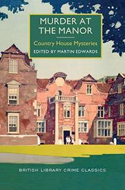 MURDER AT THE MANOR by Martin Edwards