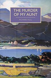 THE MURDER OF MY AUNT  by Richard Hull