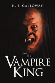 Cover art for THE VAMPIRE KING