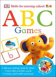 ABC GAMES by DK Publishing