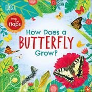 HOW DOES A BUTTERFLY GROW? by Dawn Sirett