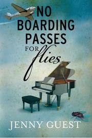 Book Cover for NO BOARDING PASSES FOR FLIES