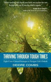 Cover art for THRIVING THROUGH TOUGH TIMES