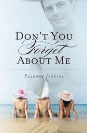 Book Cover for DON'T YOU FORGET ABOUT ME