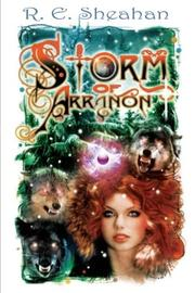 Cover art for STORM OF ARRANON