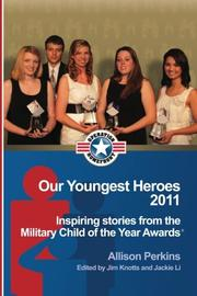 Cover art for OUR YOUNGEST HEROES 2011