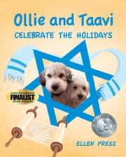 Book Cover for OLLIE AND TAAVI CELEBRATE THE HOLIDAYS