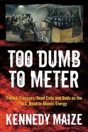 Cover art for TOO DUMB TO METER