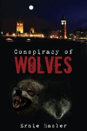 Book Cover for CONSPIRACY OF WOLVES