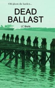 Book Cover for DEAD BALLAST