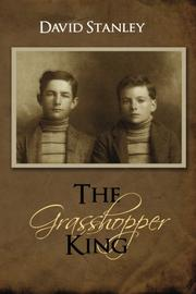 Book Cover for THE GRASSHOPPER KING
