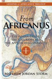 FROM AFRICANUS by Matthew Jordan Storm