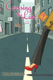 Cover art for CROSSING THE LINE?