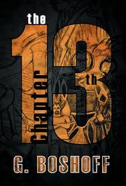 Cover art for THE 13TH CHAPTER