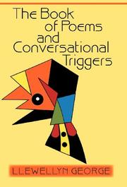 Book Cover for THE BOOK OF POEMS AND CONVERSATIONAL TRIGGERS