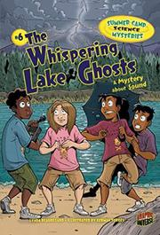 THE WHISPERING LAKE GHOSTS by Lynda Beauregard