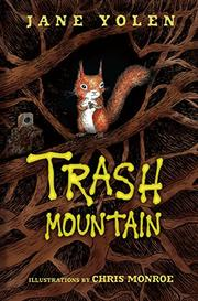 TRASH MOUNTAIN by Jane Yolen