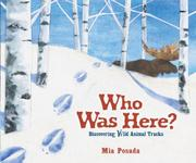 WHO WAS HERE? by Mia Posada