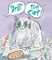DRAT THAT CAT! by Tony  Ross