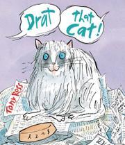 DRAT THAT CAT! by Tony  Ross
