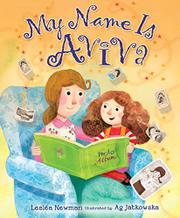MY NAME IS AVIVA by Lesléa Newman