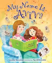 MY NAME IS AVIVA by Lesléa Newman