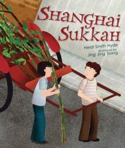 SHANGHAI SUKKAH by Heidi Smith Hyde