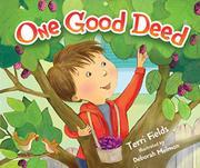 ONE GOOD DEED by Terri Fields
