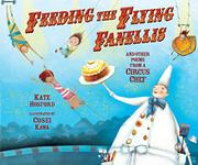 FEEDING THE FLYING FANELLIS by Kate Hosford