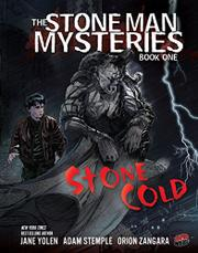 STONE COLD by Jane Yolen