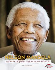 NELSON MANDELA by Matt Doeden