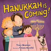 HANUKKAH IS COMING! by Tracy Newman