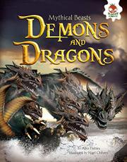 DEMONS AND DRAGONS by Alice Peebles