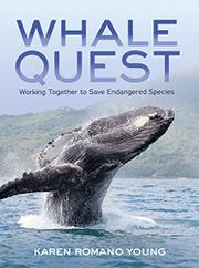 WHALE QUEST by Karen Romano Young