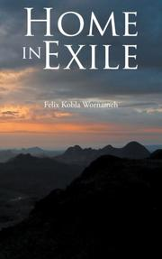 Cover art for HOME IN EXILE