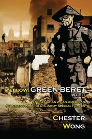 Book Cover for YELLOW GREEN BERET, VOLUME II