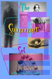 Book Cover for THE SUMMER SET