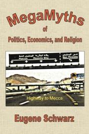 Cover art for MEGAMYTHS OF POLITICS, ECONOMICS, AND RELIGION