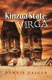 Cover art for KINZUA STATE: VIRGA
