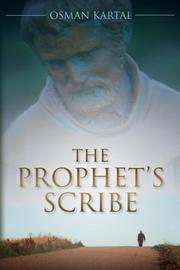 Cover art for THE PROPHET'S SCRIBE