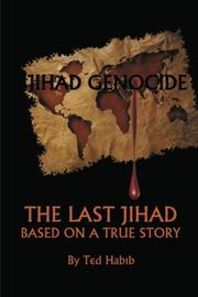 Cover art for JIHAD GENOCIDE